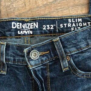 Denizen from Levi's Jeans - Men's 32x30 Denizen Levi Jeans slim straight fit